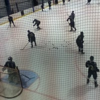 Photo taken at ProtecHockey Ponds by Brenna on 9/29/2012