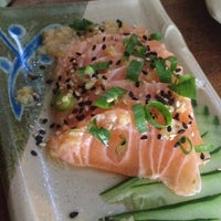 Photo taken at D'Boa - Sushi by Ulisses on 9/25/2012