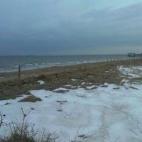 Photo taken at Beachfront Condotel by Patrick B. on 2/19/2013