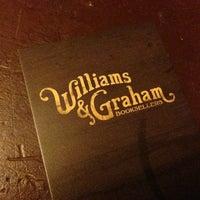 Foto tirada no(a) Williams & Graham por Sherri M. em 12/9/2012