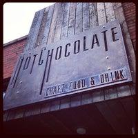 7/28/2013 tarihinde Sherri M.ziyaretçi tarafından Mindy's Hot Chocolate'de çekilen fotoğraf