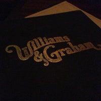 Foto tirada no(a) Williams & Graham por Sherri M. em 4/9/2013
