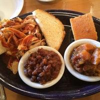 Photo taken at Smoke BBQ Pit by Jonathan R. on 4/26/2015