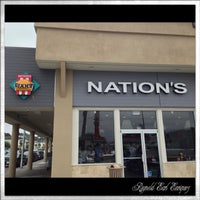 Photo taken at Nation's Giant Hamburgers by Earl E. on 7/31/2013