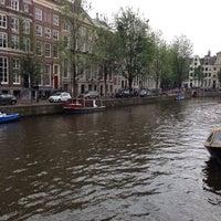 9/22/2013 tarihinde Robbert P.ziyaretçi tarafından Herengracht Restaurant & Bar'de çekilen fotoğraf