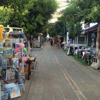 Photo taken at Yalıkavak Çarşı by 🍀Sezin🍀 on 7/16/2013