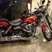 Photo taken at Harley Davidson by K-40 on 12/18/2012