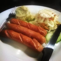 Photo taken at ตะบอ Steak Hut by Off K. on 11/4/2014