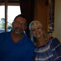 Photo taken at Vaiano Trattoria by Kimberley on 6/30/2014