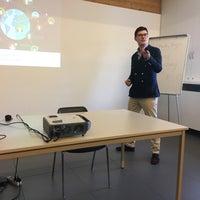 Photo taken at LVSV Gent by Jan-Alexander N. on 5/10/2017
