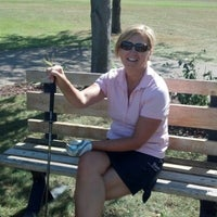 Photo taken at Parkview Golf Course by Kelly S. on 9/15/2012