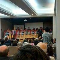 Photo taken at Campus BBVA - Centro de Formación by Omar G. on 4/26/2015