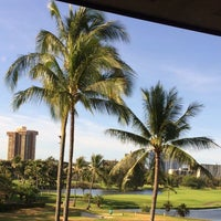 Photo taken at Honolulu Country Club by Terri M. on 5/12/2016