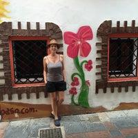 Photo taken at Taberna El Callejon by Gokce O. on 8/8/2015
