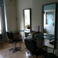 Photo taken at John Allen Hairdressing by John on 4/14/2013