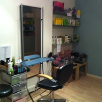 Photo taken at John Allen Hairdressing by John on 3/1/2013