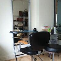 Photo taken at John Allen Hairdressing by John on 3/9/2013