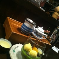 Photo taken at Cha-An Teahouse 茶菴 by YY on 2/26/2013