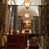Photo taken at The St. Regis Florence by Chantal on 11/29/2012