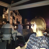 Photo taken at Bar Tiepolo by Chantal on 7/30/2013