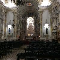 Photo taken at Igreja Santa Cruz dos Militares by Heraldo on 11/14/2016