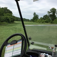Photo taken at Langston Golf Course by Zoe on 5/21/2017