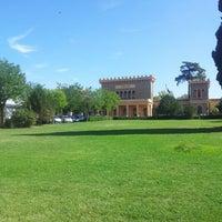 Photo taken at Tiro a Segno Nazionale - Sezione di Roma by Dany D. on 10/2/2013