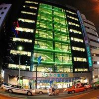 Photo taken at Junkudo by prototechno on 3/4/2013