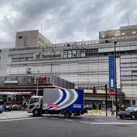 Photo taken at Meguro Station by prototechno on 6/8/2013