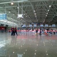Photo taken at Terminal 2 (TPS2) by Tiago B. on 3/23/2013