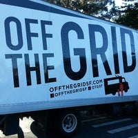 Photo taken at Off the Grid: Upper Haight by Donna T. on 6/28/2013