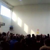 Photo taken at Scuola Elementare by Fabio G. on 2/8/2014