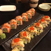 Photo taken at Standing Sushi Bar by Jonathan L. on 9/14/2016