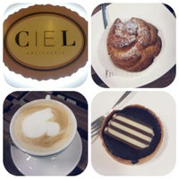 Photo taken at Ciel Pâtisserie by Jonathan L. on 10/12/2013