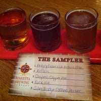 Photo taken at Marietta Brewing Company by James on 8/18/2013