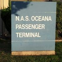 Photo taken at NAS Oceana Air Terminal by Sarah F. on 9/20/2013