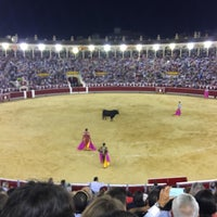Photo taken at Plaza De Toros Albacete by Pascual V. on 9/9/2017