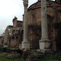Foto scattata a Foro Romano Imperatori da Adriana R. il 1/29/2014