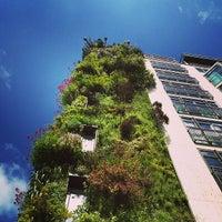 Photo taken at TheAthenaeum Hotel by Alejito on 6/8/2013