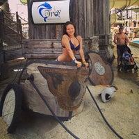 5/19/2013 tarihinde Aksinia G.ziyaretçi tarafından Rixos Premium Troy Aqua Park'de çekilen fotoğraf