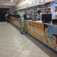 Photo taken at Farmacia San Pablo by Antonio C. on 4/25/2013