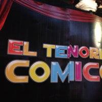Foto tirada no(a) Teatro Aldama por Alejandra G. em 3/9/2013