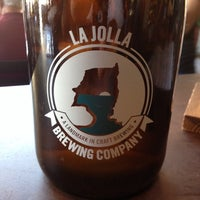 Photo taken at La Jolla Brewing Company by Captain A. on 5/31/2014