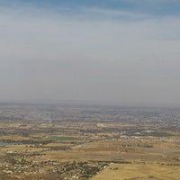 Photo taken at Cerro del Picacho by Giovani G. on 12/28/2012