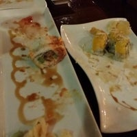 Photo taken at Zushi Asia Downtown by Robin M. on 1/18/2014