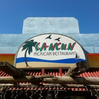 Photo taken at Cancun Mexican Restaurant by Chasity K. on 2/24/2013