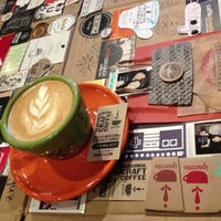 Photo taken at Ipsento Coffee House by Chenyu on 7/22/2013