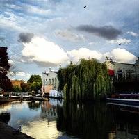 Photo taken at Camden Lock Village by Larissa B. on 10/18/2012