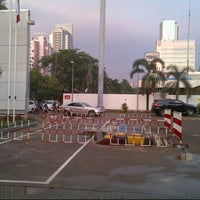 Photo taken at Shell Gas Station TB Simatupang by Evik D. on 8/24/2016