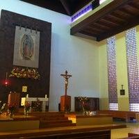 Photo taken at Parroquia de Nuestra Señora de Guadalupe by Brenda J. on 12/5/2012